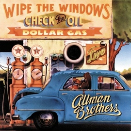 The Allman Brothers Band альбом Wipe The Windows, Check The Oil, Dollar Gas