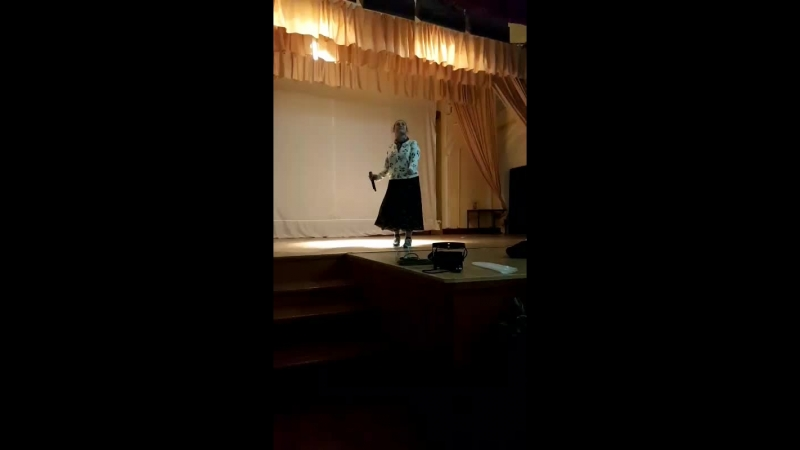 Анастасия Зубачева - Live