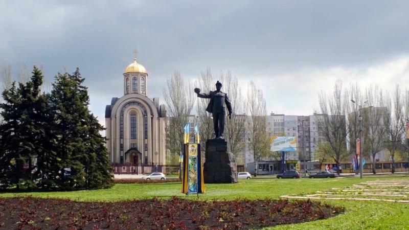 Памятники Донецка.Н.Б 5-В