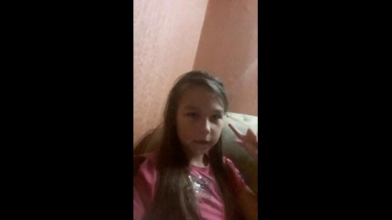 Настя Говорова - Live