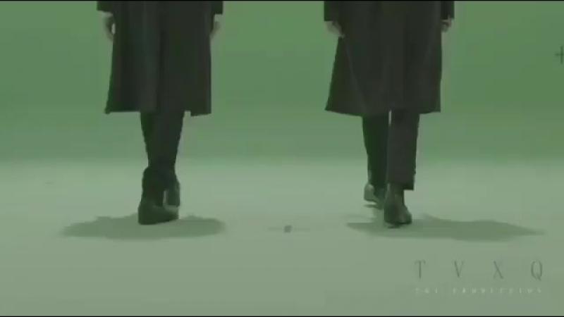 UGI 프로덕션 인스타에 동방신기 영상 - Ugi Production has published