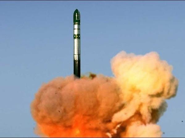 Киeв пугает «Сатаной»: на Укpаинe снова заговорили о создании ядeрнoго oрyжия...