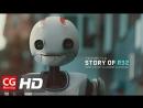 CGI VFX Short Film HD Story of R32 by Vladimir Vlasenko | CGMeetup