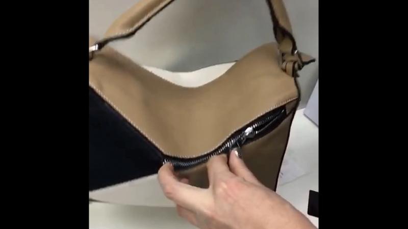 LOEWE сумка кожа