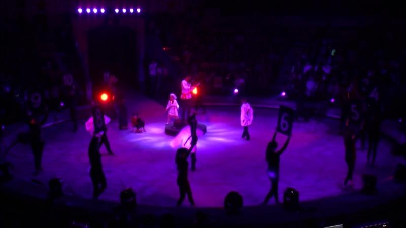 Грани возможного: Удмуртия, мой край родной! Государственный цирк УР. Музыка: Animal Джаz Инопланетянин