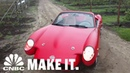 This Car Made From Hemp Cannabis Is Stronger Than Steel CNBC Make It