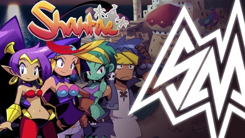 SayMaxWell Shantae Megamix