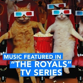 """Extreme Music альбом Music Featured in """"The Royals"""" TV Series"""