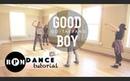 GD X TAEYANG Good Boy Dance Tutorial Intro First Chorus