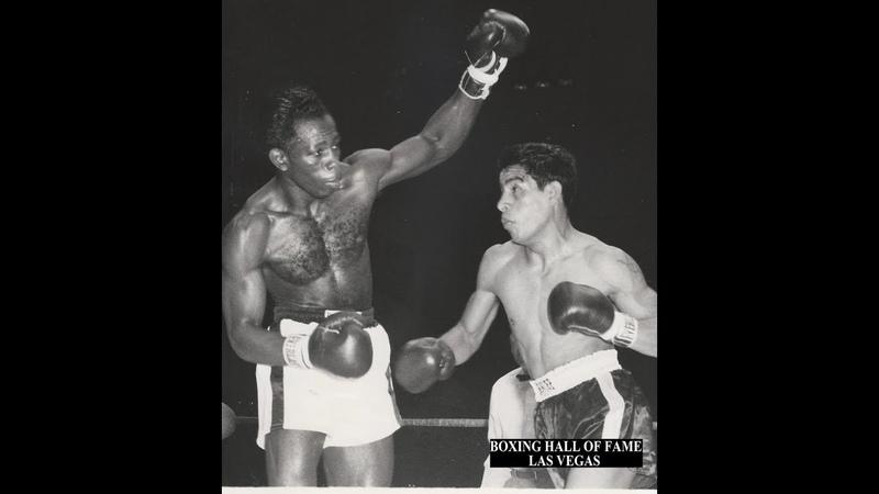 Gaspar Ortega Beats Isaac Logart This Day October 17, 1956