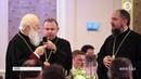 Божественна літургія у Михайлівському соборі: як митрополита Епіфанія вітали з Днем Ангела
