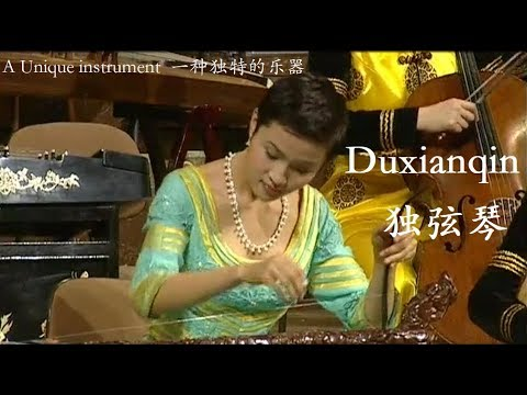 A Unique instrument: Duxianqin 一种独特的乐器:独弦琴