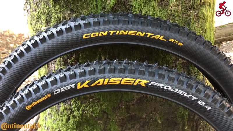 Tires Continental Der Kaiser 2.4 Projekt Apex