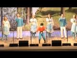 ''МИР ПЕСНЯМИ ПОЛОН'' Отчетный концерт фолк-группы ''Матреха'' г.Снежинск 15 апреля 2018г.