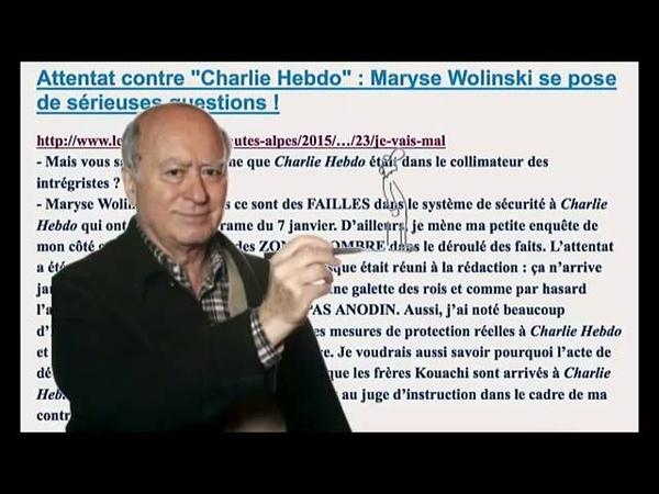 WOLINSKI 'NON je ne suis par CHARLIE' eAn3Zfp4NUQ
