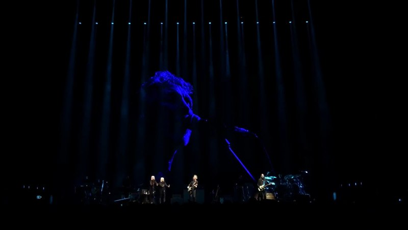 Pink Floyds Roger Waters - Welcome to the mashine