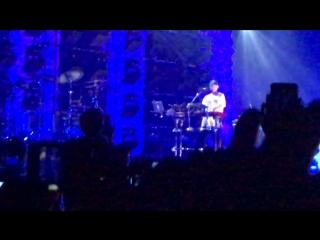 Mike Shinoda - Numb (Linkin Park) 1.09.18 Москва Stadium