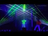 Video Game Awards 2014 - Laser Harp NESKeytar Performance - Greig Stewart Dave Gillies
