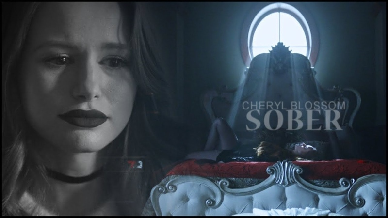 Cheryl Blossom l I'm sorry to myself