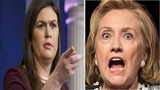 Sarah Asks When Is Hillary Getting Locked Up After Special Counsel Goes Too Far