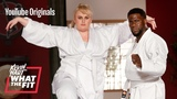 Rebel Wilson Gets Her Kicks with Kevin Hart