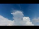 Силуэт в небе Ангела Младенца. Город Севастополь. Шокирующее видео 2018