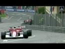 Айртон Сенна против Найджела Мэнселла Гран-при Монако Формула-1 1992