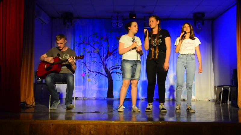Концерт просто космос 2 смена Видео Снежанна Суслова
