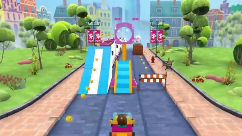 [Обновление] LEGO Friends: Heartlake Rush - Геймплей | Трейлер