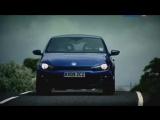 Джереми и Джеймс пробуют себя в роли создателей рекламы VW Scirocco