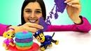 Щенячий патруль новые серии. День рождения Скай ToyClub