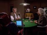 FS Детали. Ньютон, Эйнштейн, Хокинг и Дейта играют в покер (из сериала
