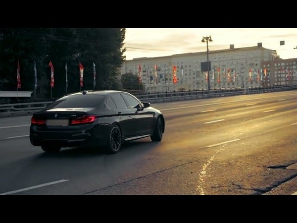 BMW M5 Drift RÉMiX DJ 2018 السيارة الاكثر شراسة في قوتها وسرعته