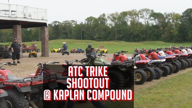 TRIKE SHOOT-OUT AT THE KAPLAN COMPOUND!