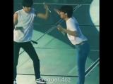 180810 Exo`s Kai and Chanyeol fancam