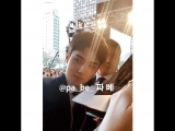 180430 Sehun @ Busted Red Carpet