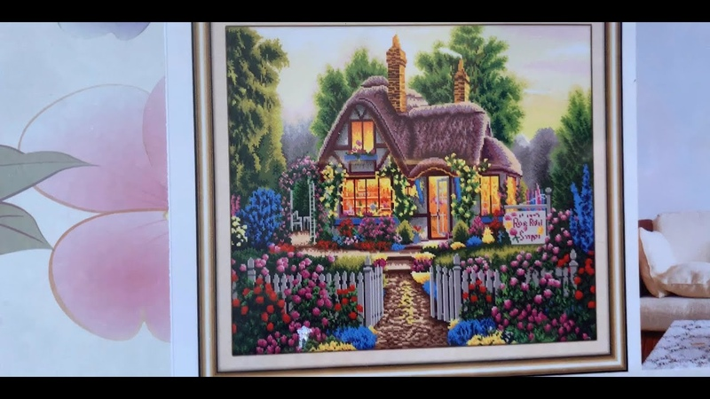 Pre-Purchase List Notifications Going Out TODAY For The Rose Cottage DP On Short Lint Canvas✨💕✨💕✨💕✨💕