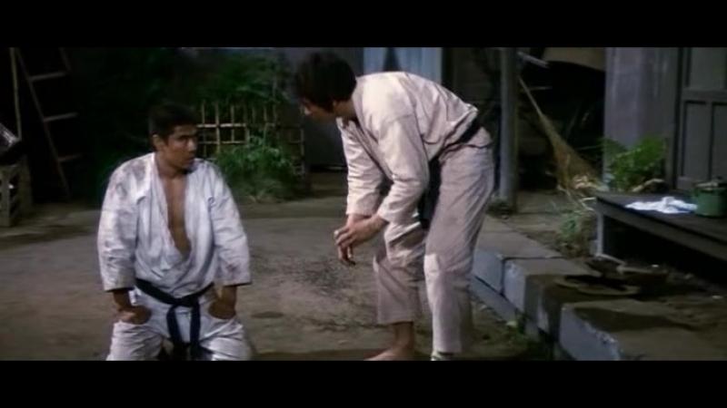 Обреченный на одиночество Kenka karate kyokushinken 1975