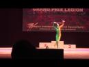 ГРАН ПРИ На змеином языке Студия танца Апельсинка 1