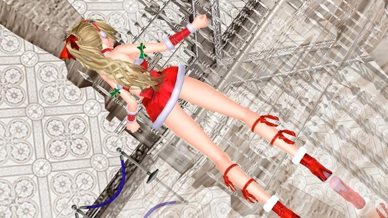 【MMD】Tda Ayane Mana Christmas [Classic]