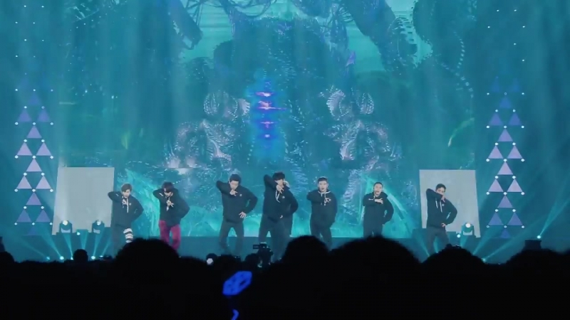 [VIDEO] 180623 EXO LIVE DVDBlu-ray「EXO PLANET 4 – The EℓyXiOn – in JAPAN」(3min. preview)