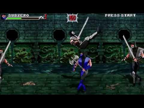 MK Outworld Assasins v2.0 Sixth Stage