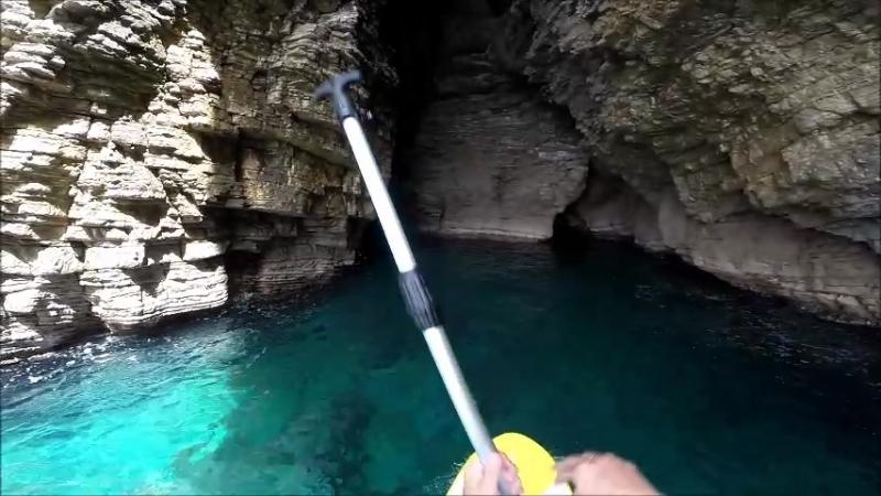 Пещера под крепостью Могрен смартфон.mp4