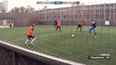 Indoor Soccer 2018 Galacticos InBlack 9 13 видеообзор