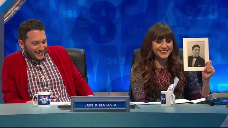 8 out of 10 Cats does Countdown S10E03 (19.08.2016)