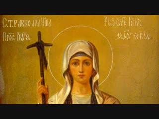 27 января. Равноап. Нина, просветительница Грузии (335). Семиречье, 2019