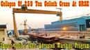 Collapse Of 259 Ton Goliath Crane At GRSE To Impact India's Most Advanced Warships Program