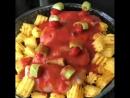 Куриная обертка с овощами и сыром   Больше рецептов в группе Кулинарные Рецепты