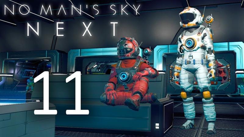 No Mans Sky NEXT - Кооператив - Всё продать ради мультитула! [11] | PC