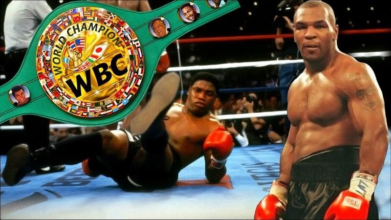 Mike Tyson vs Trevor Berbick Best Moments.